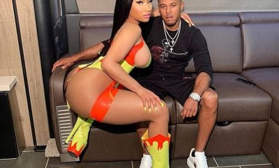 Nicki Minaj reveals she and her boo Kenny Petty could be married