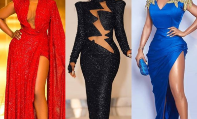 #Headies: Who is your best dressed: Tacha. Mercy or Toke Makinwa? (photos)