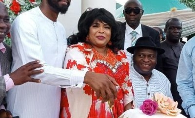 Photos from ex-first lady, Patience Jonathan