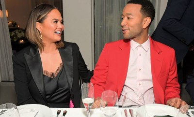 John Legend and Chrissy Teigen endorse Elizabeth Warren for presidency and insist there