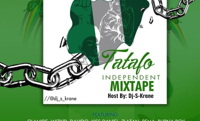 MIXTAPE: Warritatafo Happy Independence Mix hosted by DJ S Krane