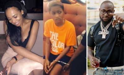 Tboss called out by Nigerians for saying that Davido acted primitively by putting girls that accused of him of