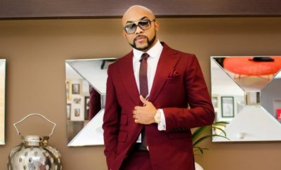 Robbers told me to sing after robbing me ? Banky W
