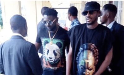 2face and Blackface opt for out of court settlement (photo)