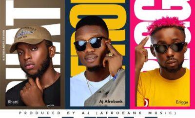 Aj Afrobank ft Erigga, Rhatti - Amina