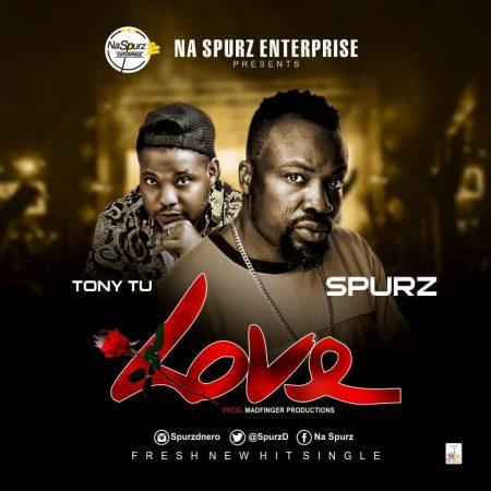 Spurz - Love ft. Tony tu