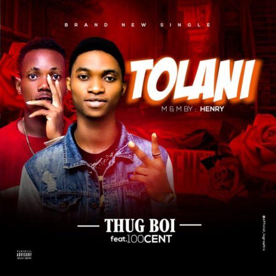 Thug Boi Ft. 100Cent – Tolani