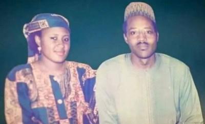President Buhari and Aisha celebrate 30th wedding anniversary (video)