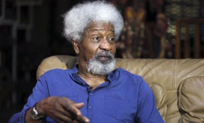 I?ll be the last person to support any idea terminating a recourse to information - Soyinka speaks on hate speech bill