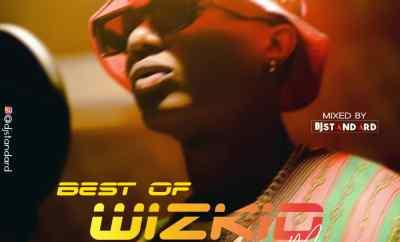 Image result for DJ Standard – Best Of Wizkid Mixtape