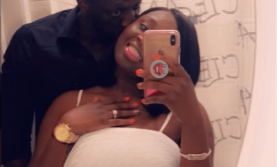 """""""I?m about to be a wifey to the man I dreamt about all my life"""" Princess Shyngle re-announces engagement to her fiance as she shares first DM he sent that stole her heart"""