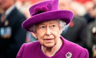 Queen Elizabeth cancels all parties; heads to Windsor Castle over coronavirus