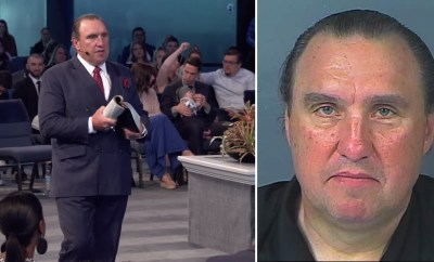 Coronavirus: Florida pastor arrested for holding fully-packed church services despite stay-at-home order
