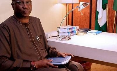 I never knew Nigeria?s healthcare infrastructure was in such bad state ? SGF, Boss Mustapha (video)