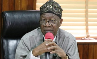 FG can?t share N15bn donated by private Nigerians and companies to Nigerians- Lai Mohammed