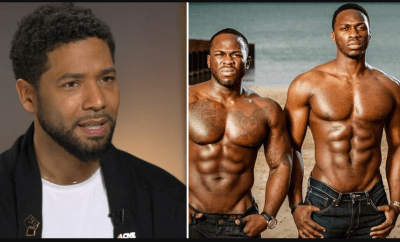 Jussie Smollett was allegedly in a sexual relationship with one of the Osundairo brothers