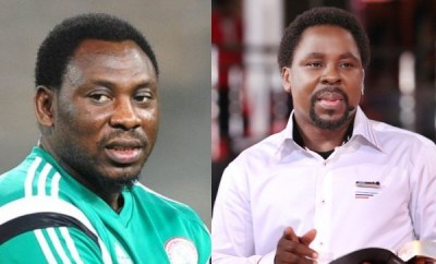 I got no miracle after sleeping at T.B Joshua?s church for weeks - Daniel Amokachi
