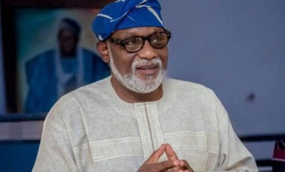 We never rejected rice from the FG, but we discarded some which are not suitable for consumption - Governor Akeredolu