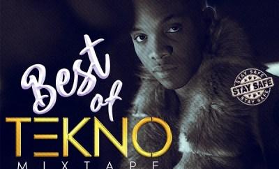 DJ Donak – Best Of Tekno Mixtape