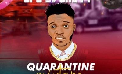 Sps Dj Shevy - 2020 Cwe Quarantine Mix