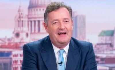 Piers Morgan tests negative for Coronavirus following mild symptoms