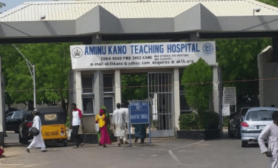 10 doctors test positive for Coronavirus in Kano after treating infected patients