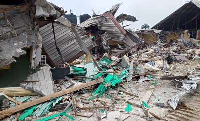 I did not violate any law - Owner of Prodest hotel demolished by Gov Wike speaks