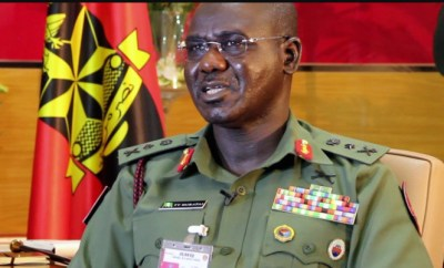 Soldiers have killed 1,015 Boko Haram terrorists since April - Buratai