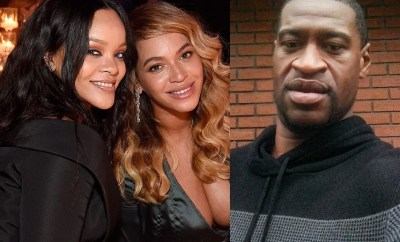 Rihanna and Beyonce speak out on the death of George Floyd?
