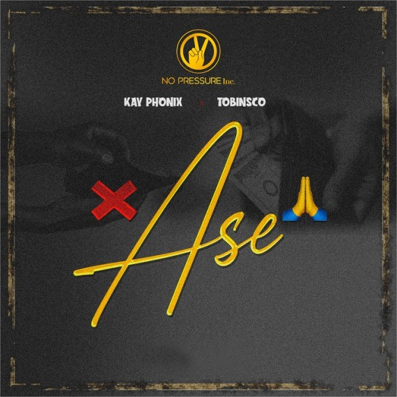 No Pressure ft. Kay Phonix & Tobinsco - Ase (Prod. by Callie Majik)