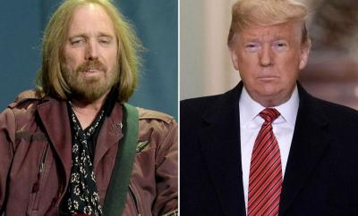 His song is not for a campaign of hate - Tom Petty