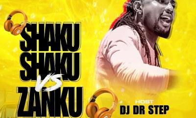 DJ Dr Step x AK Mogazy – Shaku Shaku Vs Zanku Mix