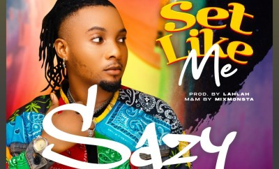 Sazy - Set Like Me