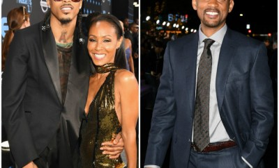 August Alsina confirms romance with Jada Pinkett, says he received Willsmith