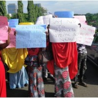 Hushpuppi: Protesters Storm US Embassy, Demand Arrest of Atiku And Dino Melaye [Photos]