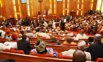 Senate passes bill prescribing life imprisonment for kidnappers; removes gender restrictions on the offence of rape