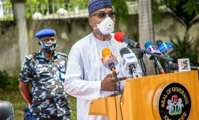 Kwara state governor, Abdulrahman AbdulRasaq invites EFCC to investigate his govt