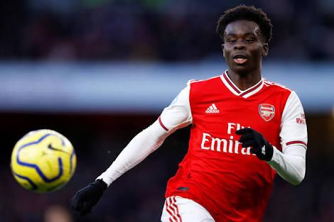 NFF won?t beg Arsenal?s Saka to play for Nigeria - Amaju Pinnick