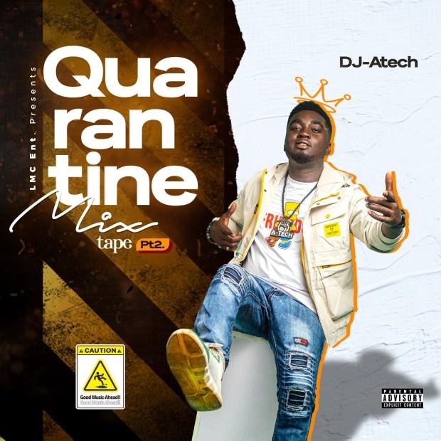 Dj A-Tech - Quarantine Dance Mix 2 & Midtempo Mix 2 (Freestyle)