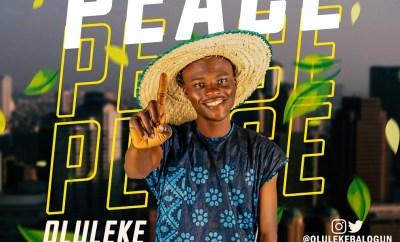 Oluleke - Agriculture Is Peace ft. Namenj & Cash Yung