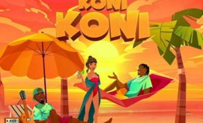Fiokee, Simi & Oxlade Koni Koni mp3 download