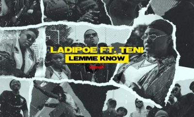LadiPoe Lemme Know (Remix) mp3 download