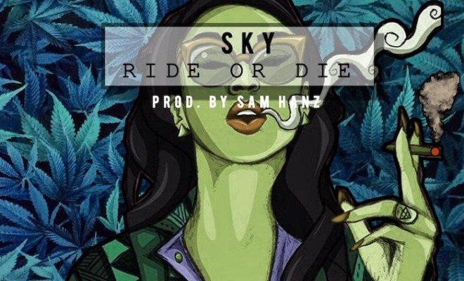 Sky - Ride Or Die