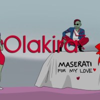 Visualizer: Olakira - In My Maserati