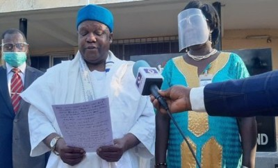 I?m ready to lay down my life like Mandela -  Mailafia says after release from DSS custody