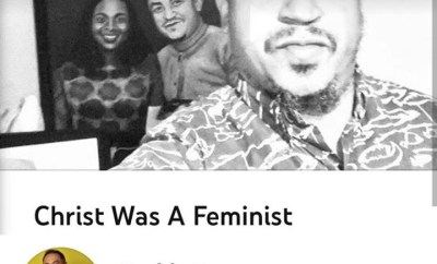 """Christ was a feminist"" Daddy Freeze says and gives reasons (video)"