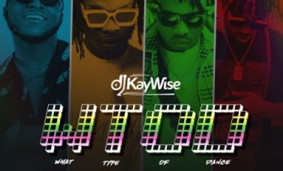 DJ Kaywise What Type of Dance (WTOD) mp3