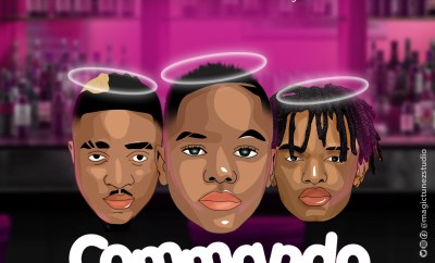 Magic Tunez Ft. Kenny Exy & GyC – Commando