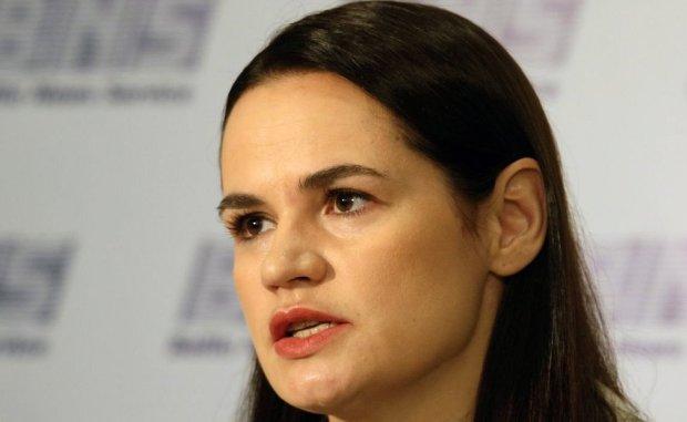 Svetlana Tikhanovskaya. File photo