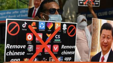 China has launched a new set of global rules for tech companies to follow.